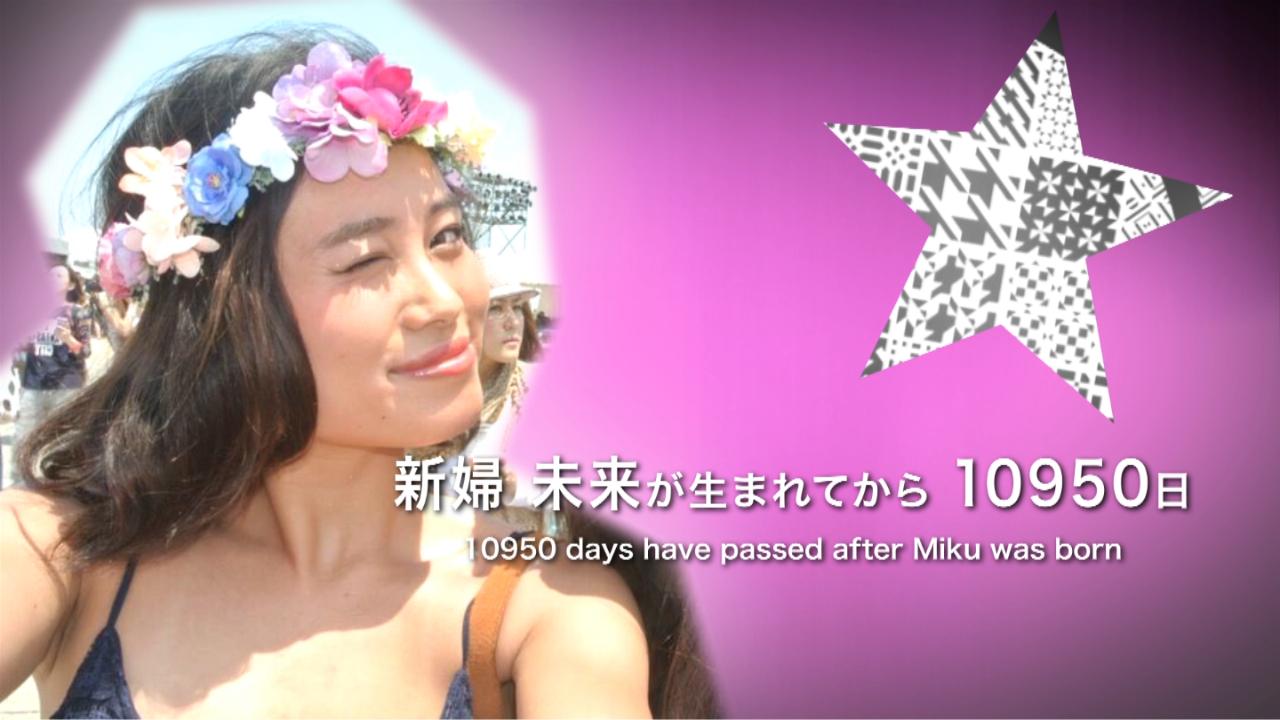 人気No.1のプロフィールビデオ「365日」