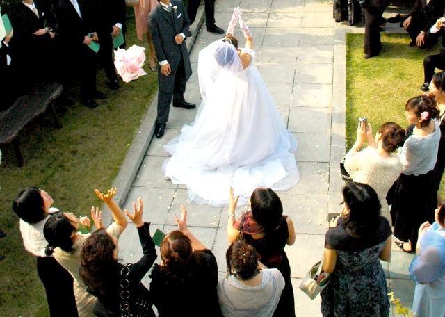 結婚披露宴の人気BGMランキング!(11/8-11/14)