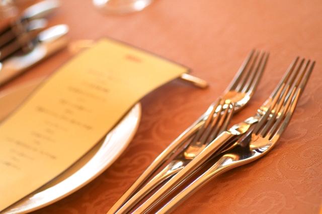 新婚カップルたちの「披露宴の食事の試食状況」