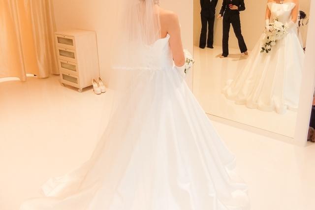 新婦がウェディングドレスを決定する際の重視点