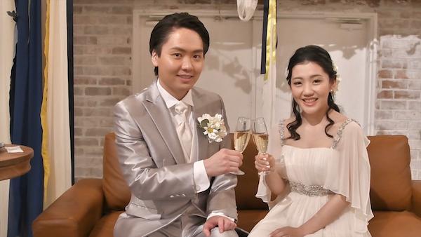 結婚式のエンドロール撮影、お客様の声を追加しました!(6/1)
